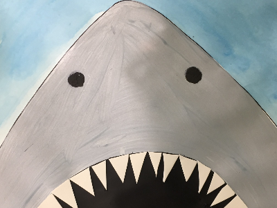 Shark Attack Workshop (5-12 Years)